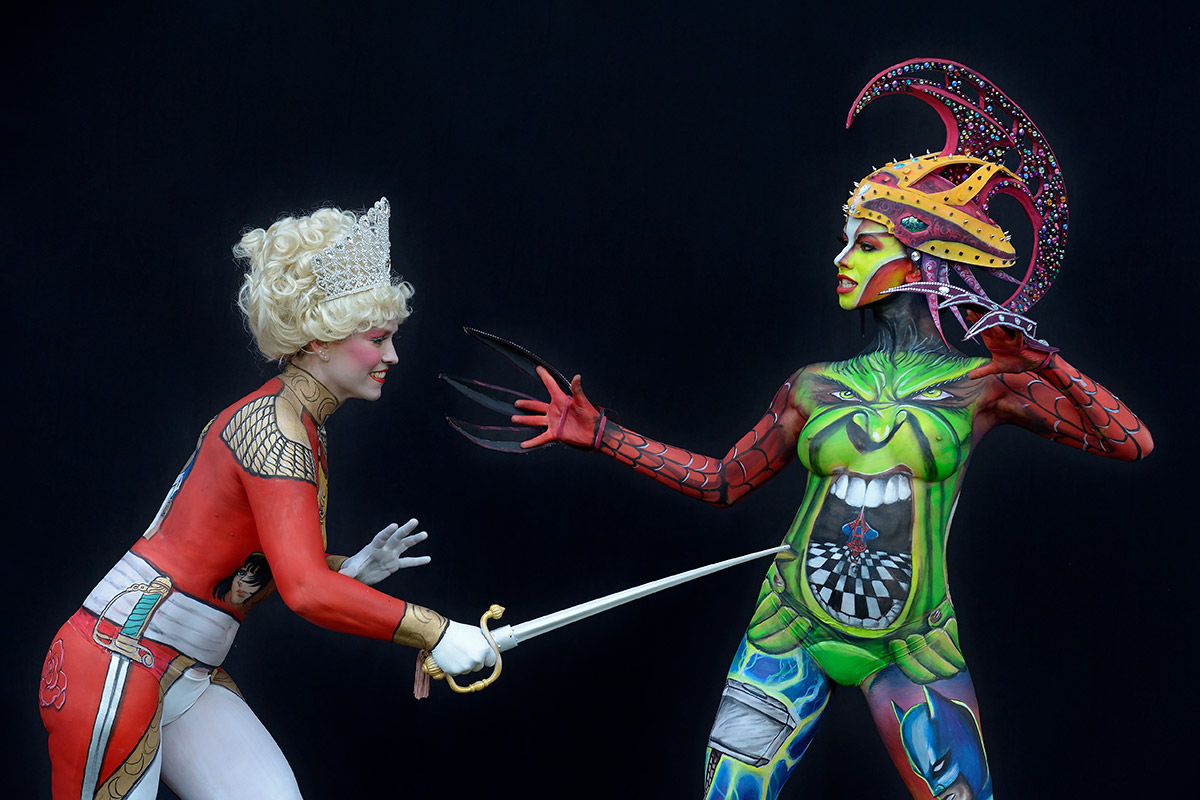 Body Painting 05